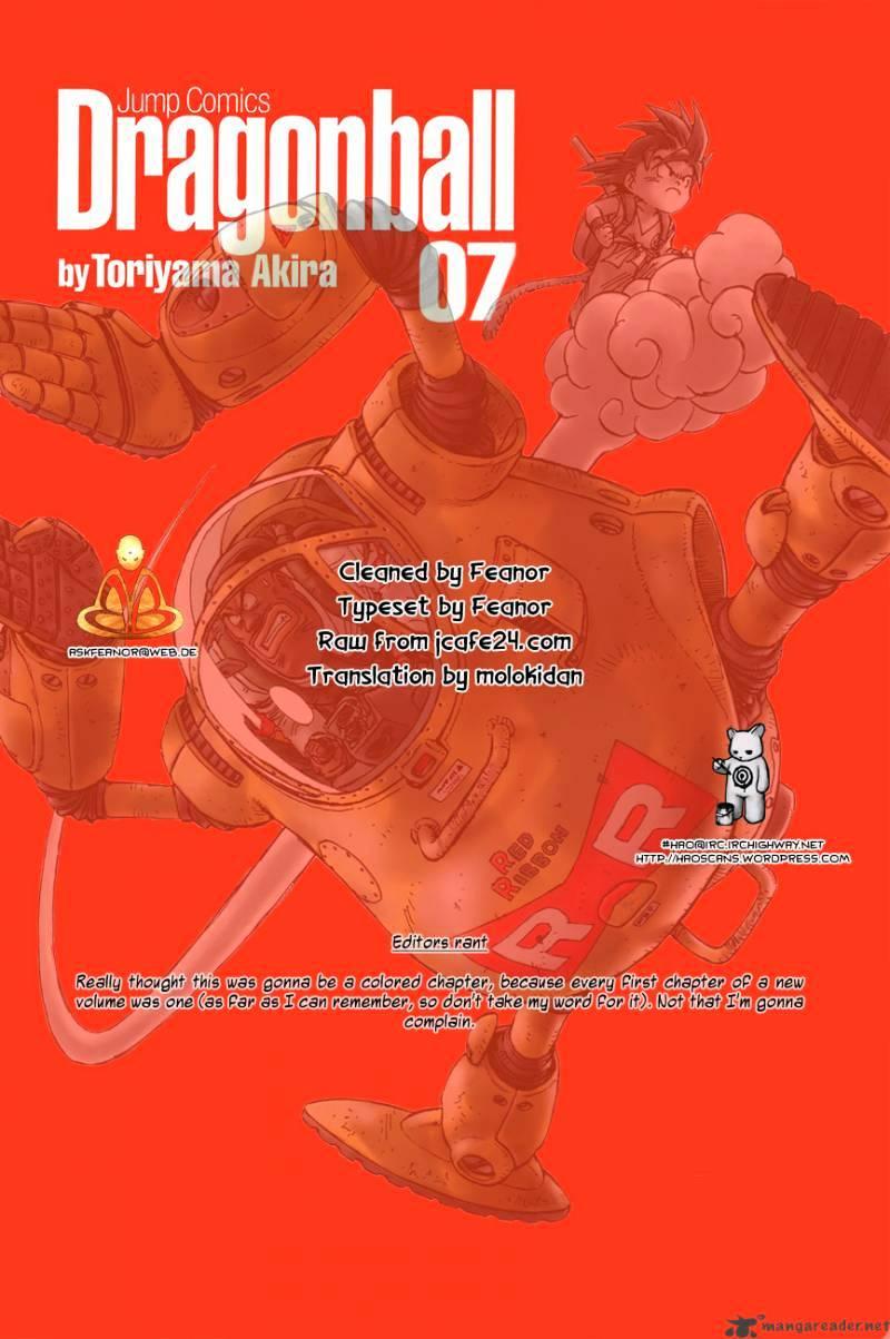 Dragon Ball Chapter 90  Online Free Manga Read Image 20