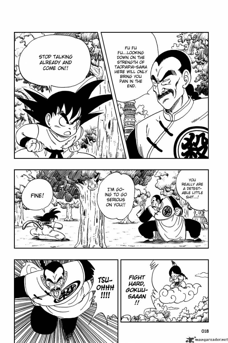 Dragon Ball Chapter 91  Online Free Manga Read Image 2