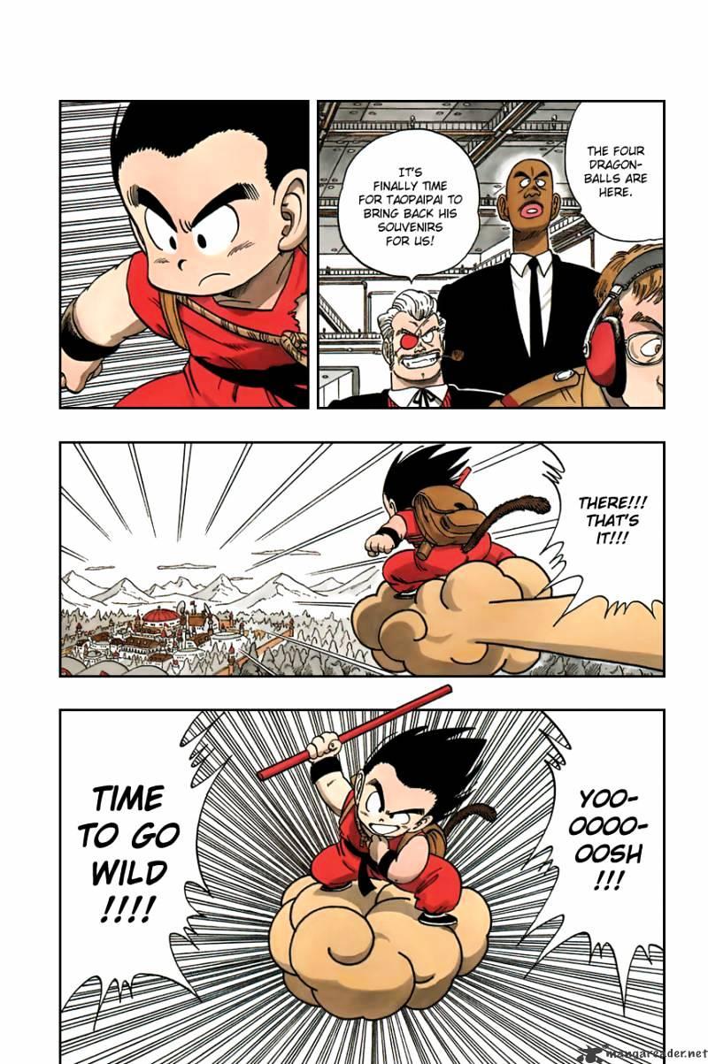 Dragon Ball Chapter 93  Online Free Manga Read Image 11