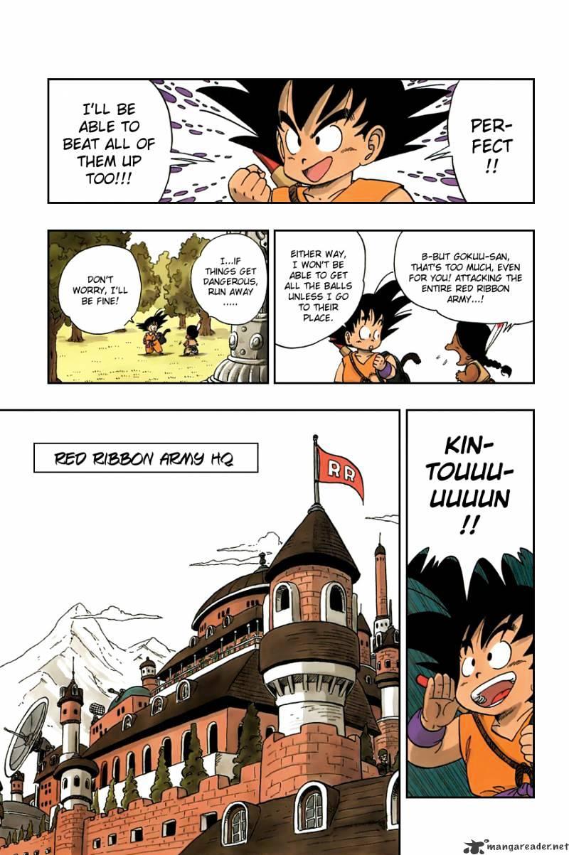 Dragon Ball Chapter 93  Online Free Manga Read Image 3