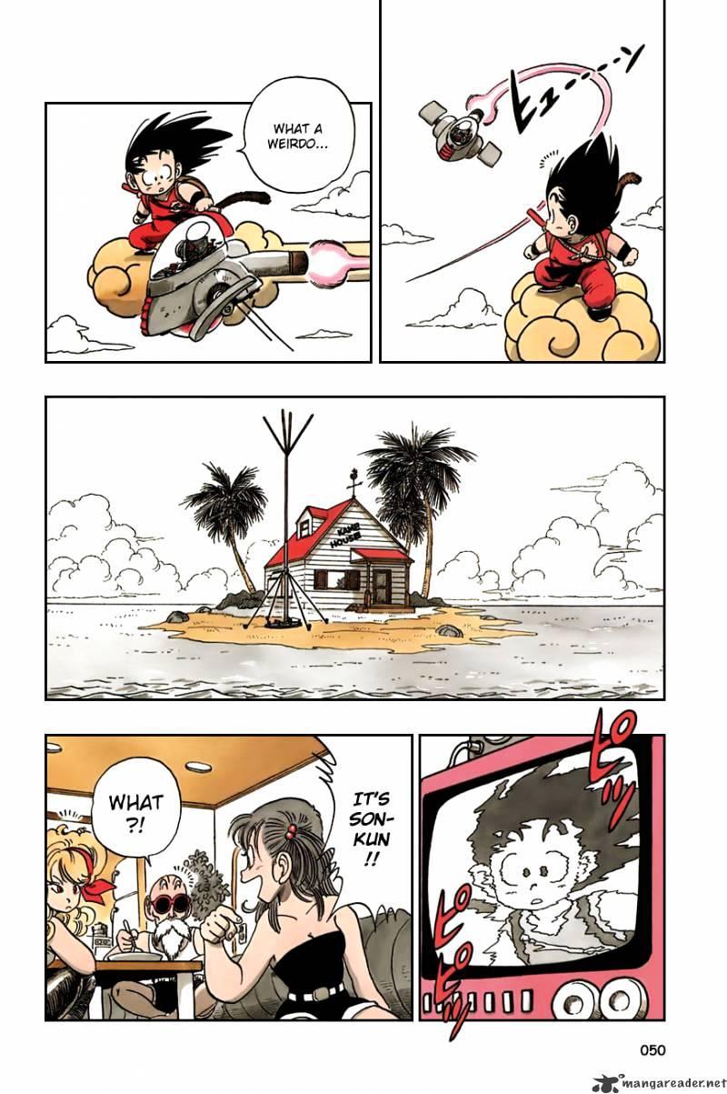 Dragon Ball Chapter 93  Online Free Manga Read Image 6