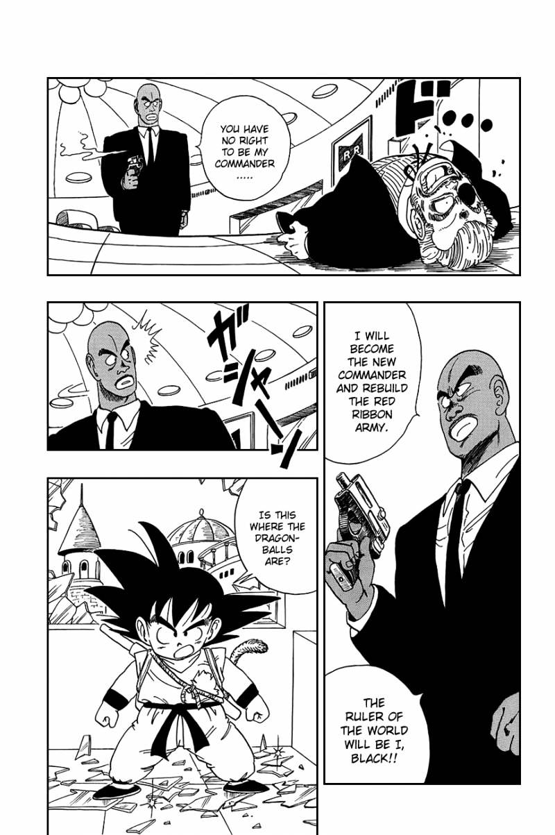 Dragon Ball Chapter 95  Online Free Manga Read Image 10