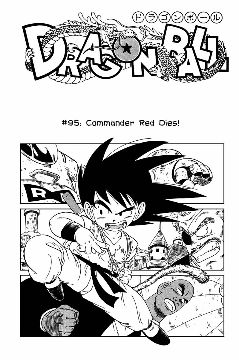 Dragon Ball Chapter 95  Online Free Manga Read Image 2