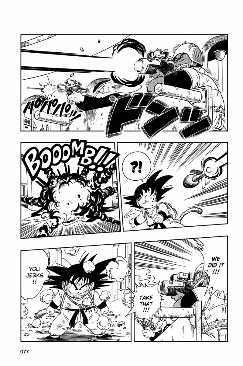 Dragon Ball Chapter 95  Online Free Manga Read Image 4