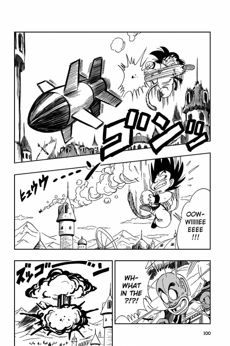 Dragon Ball Chapter 96  Online Free Manga Read Image 12