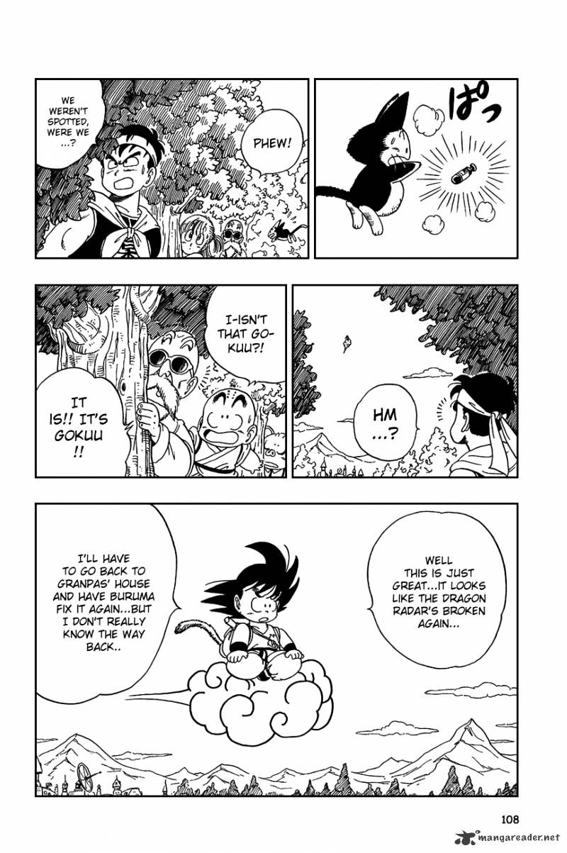 Dragon Ball Chapter 97  Online Free Manga Read Image 6