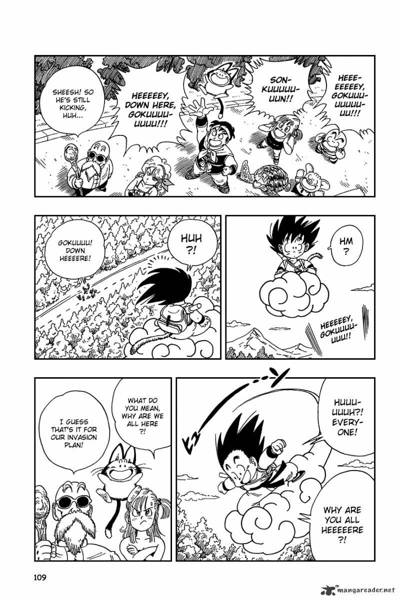 Dragon Ball Chapter 97  Online Free Manga Read Image 7