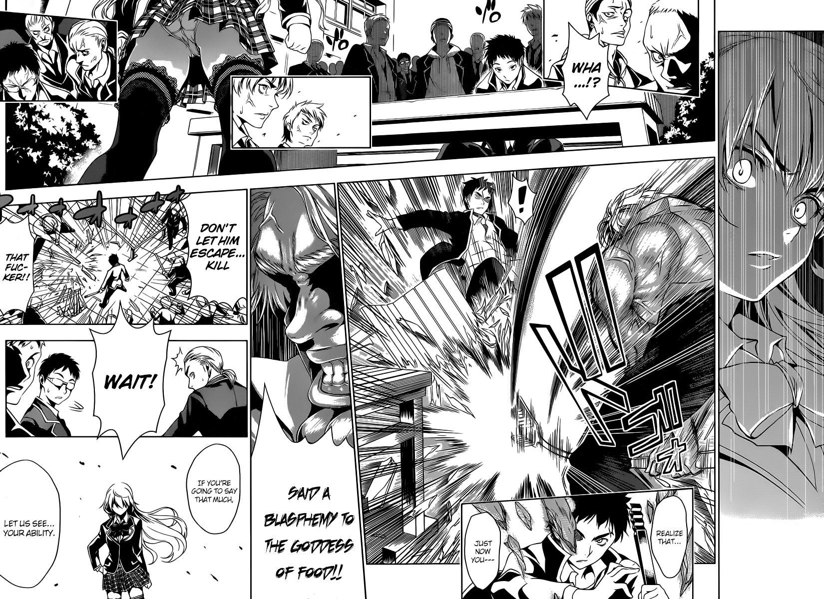 Shokugeki no Soma Chapter 0  Online Free Manga Read Image 19