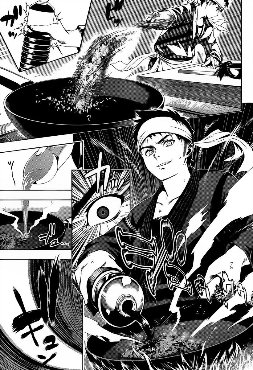 Shokugeki no Soma Chapter 0  Online Free Manga Read Image 32