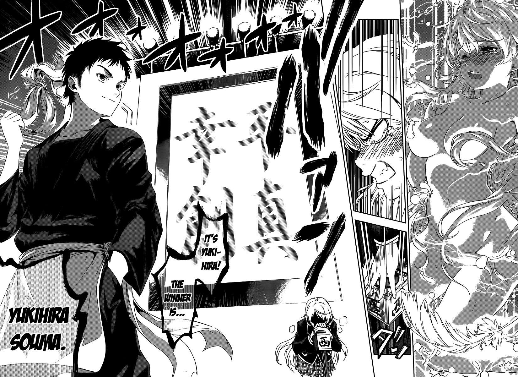 Shokugeki no Soma Chapter 0  Online Free Manga Read Image 42