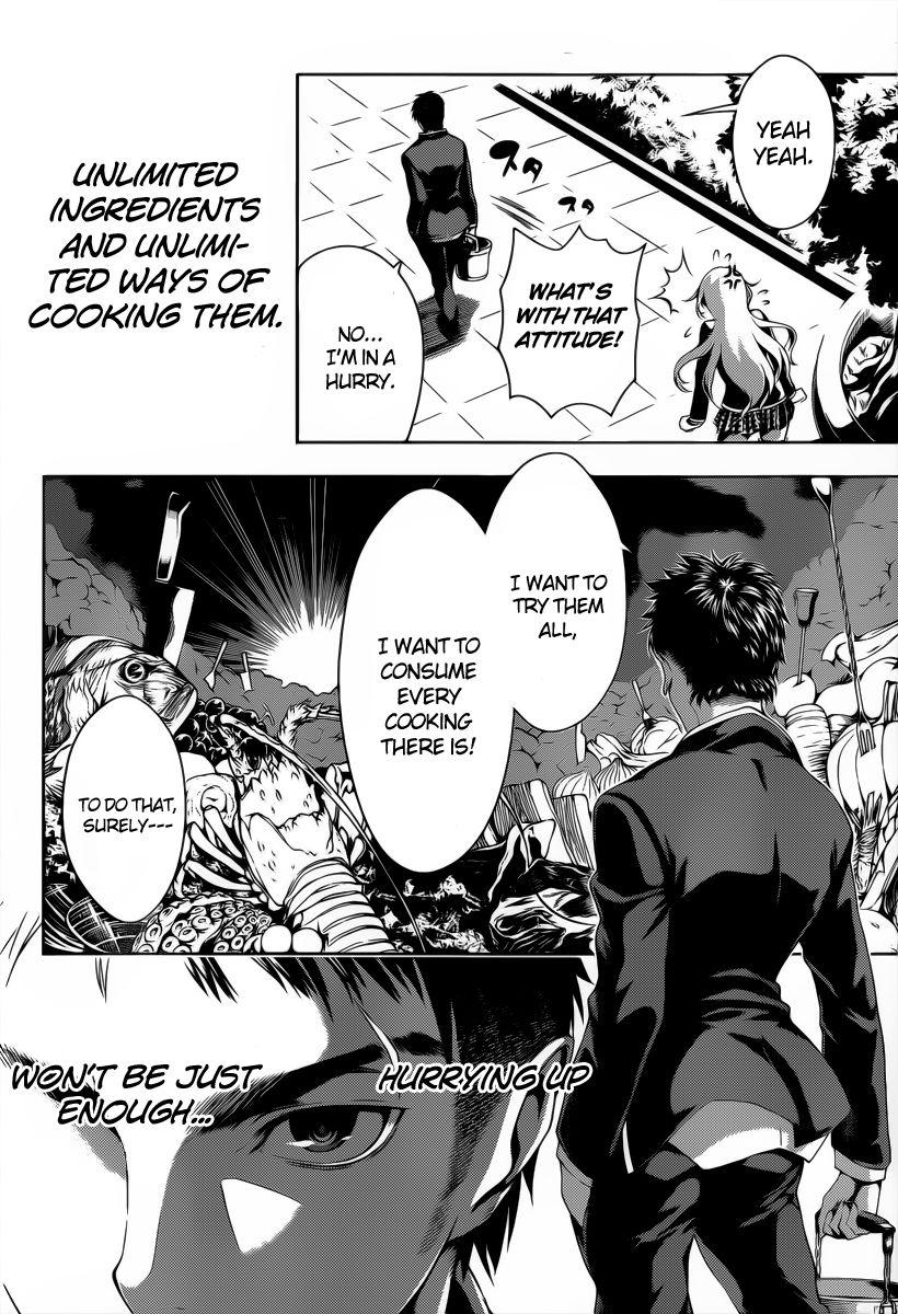 Shokugeki no Soma Chapter 0  Online Free Manga Read Image 45