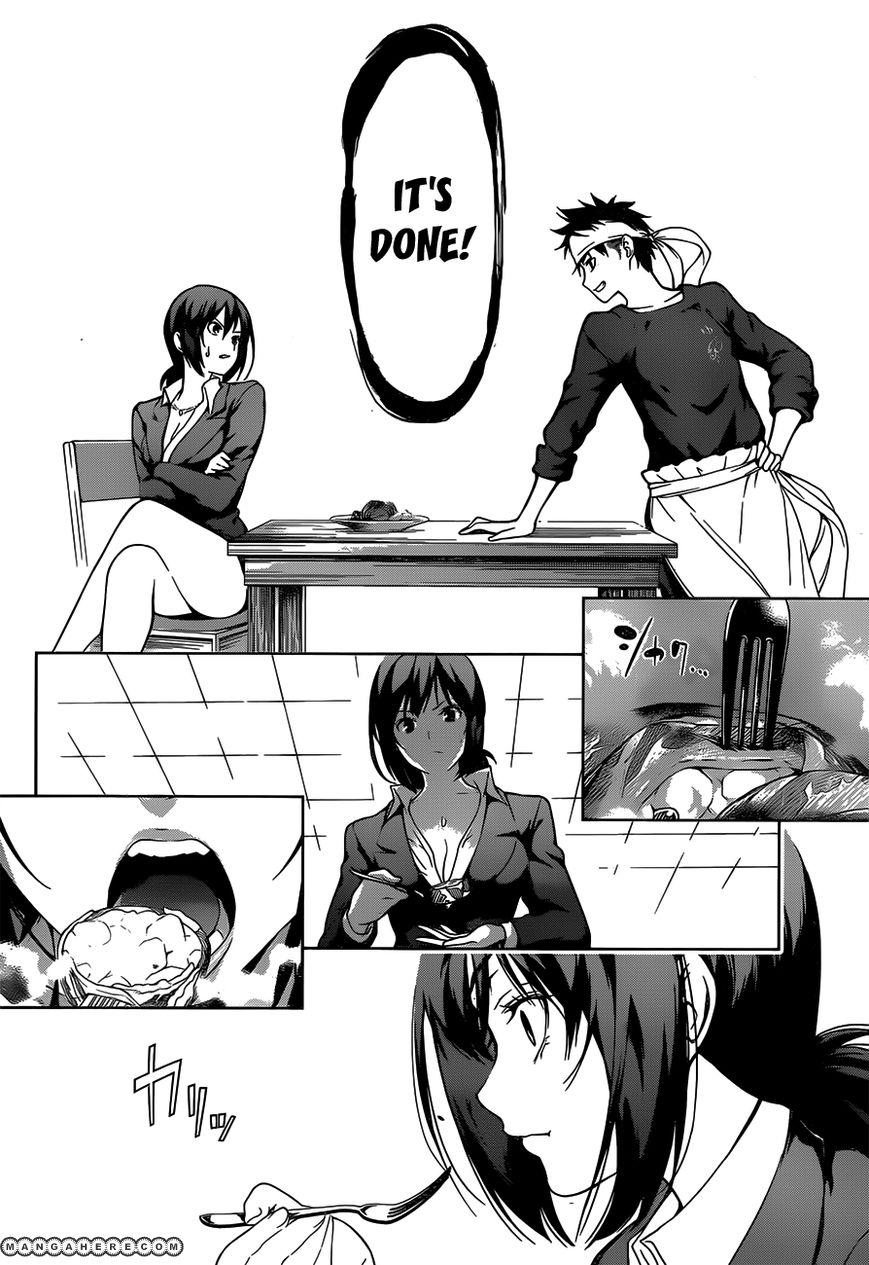 Shokugeki no Soma Chapter 1  Online Free Manga Read Image 27