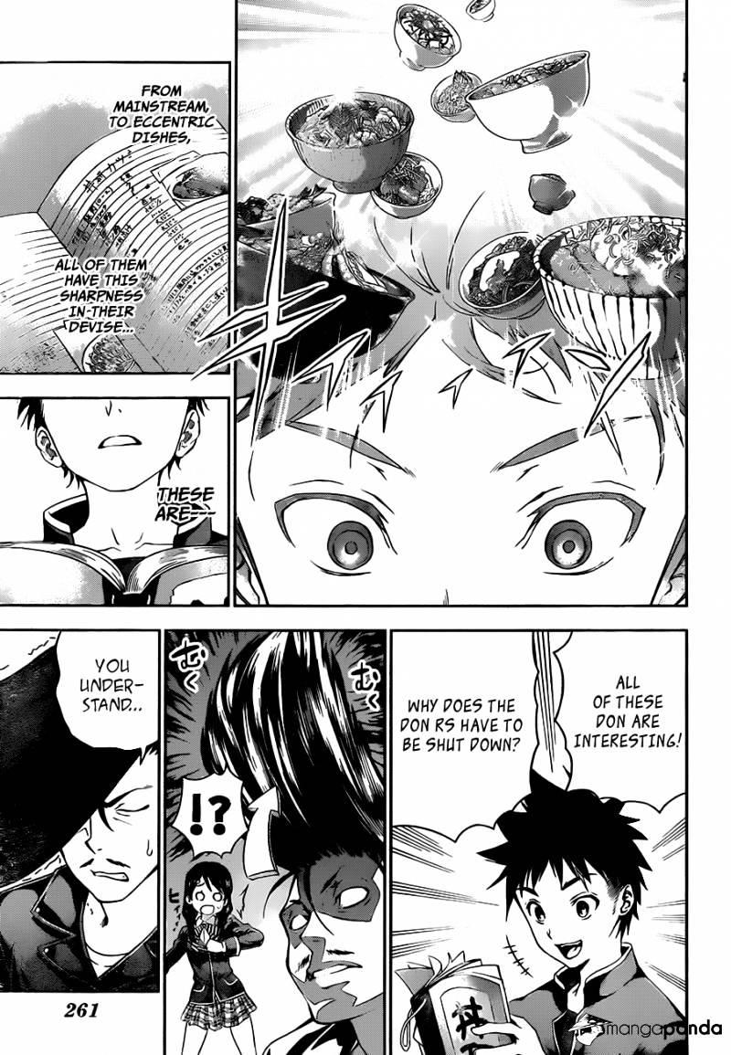 Shokugeki no Soma Chapter 10  Online Free Manga Read Image 7