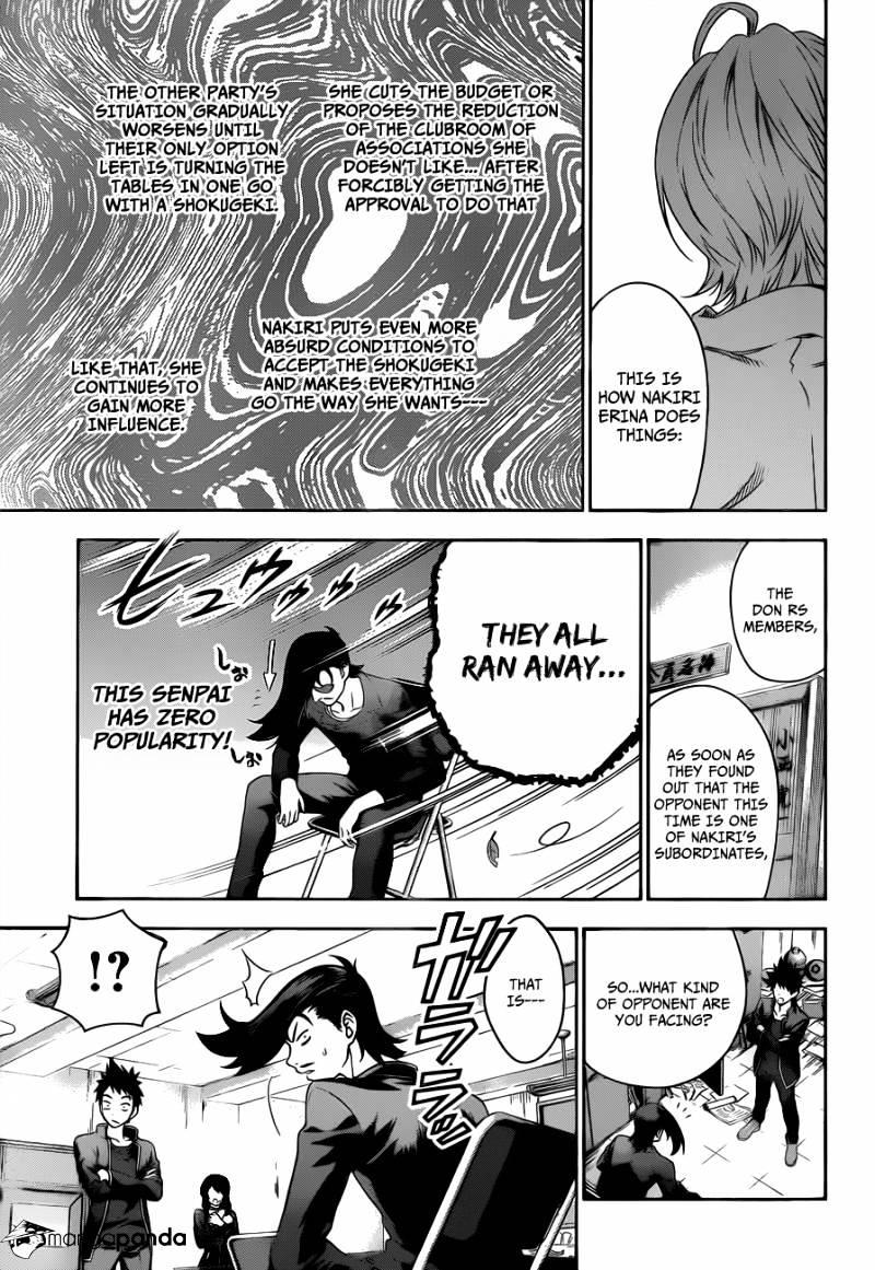 Shokugeki no Soma Chapter 10  Online Free Manga Read Image 9
