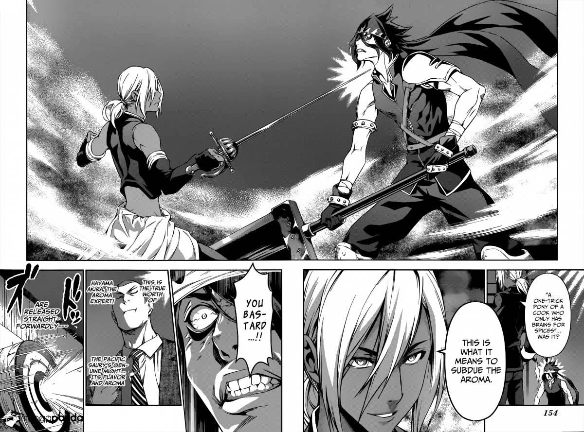 Shokugeki no Soma Chapter 100  Online Free Manga Read Image 4