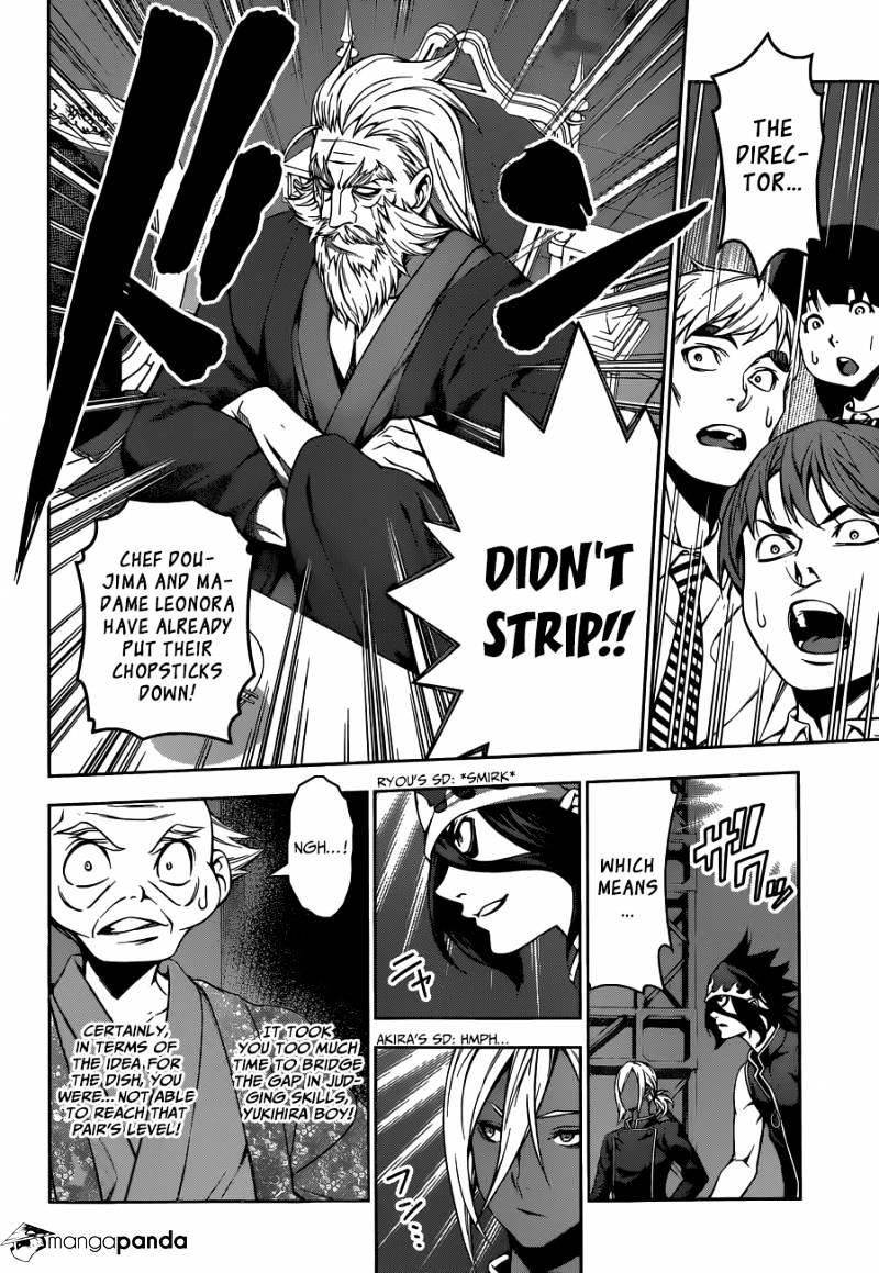 Shokugeki no Soma Chapter 101  Online Free Manga Read Image 14