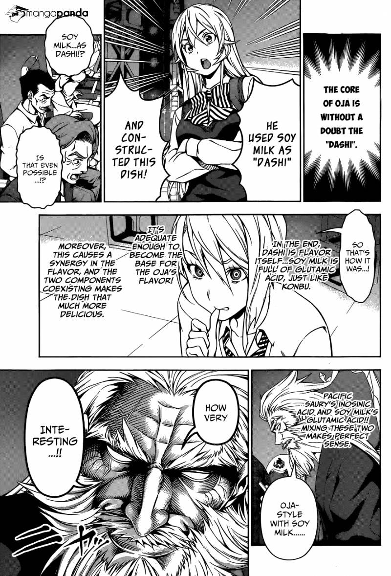 Shokugeki no Soma Chapter 102  Online Free Manga Read Image 9