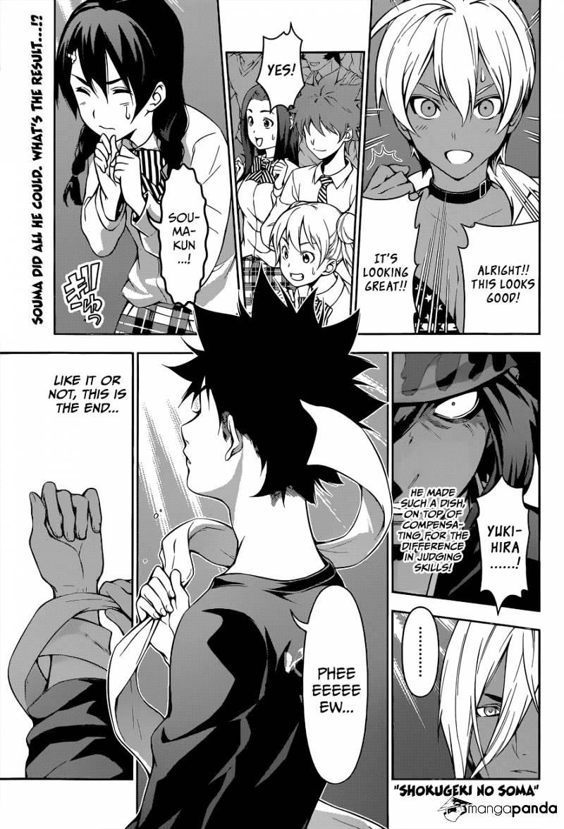 Shokugeki no Soma Chapter 103  Online Free Manga Read Image 2