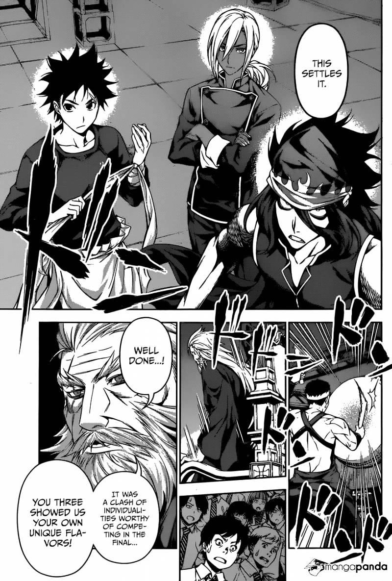 Shokugeki no Soma Chapter 103  Online Free Manga Read Image 4