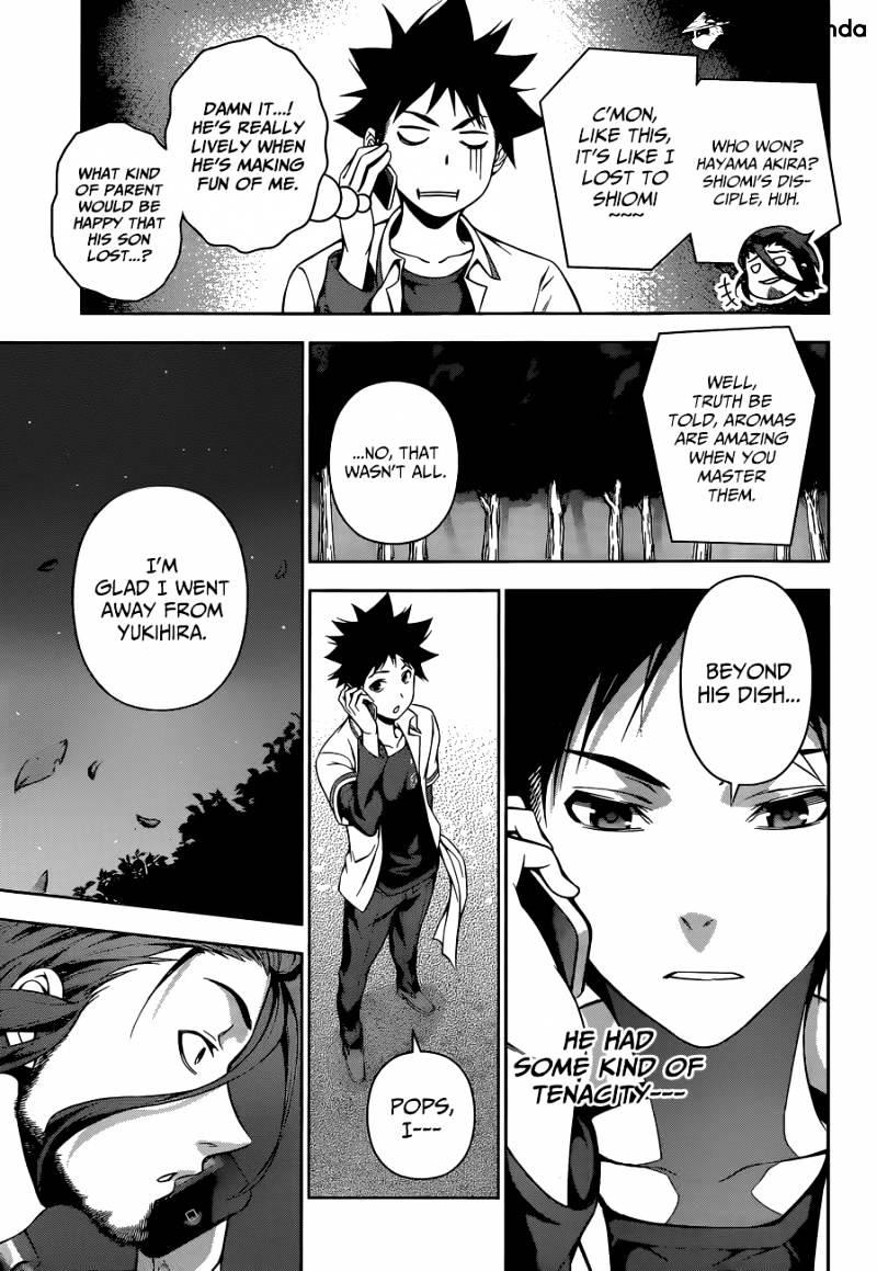 Shokugeki no Soma Chapter 104  Online Free Manga Read Image 16