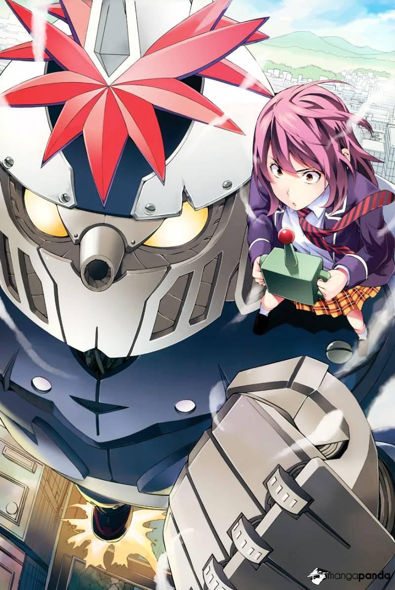 Shokugeki no Soma Chapter 106  Online Free Manga Read Image 3
