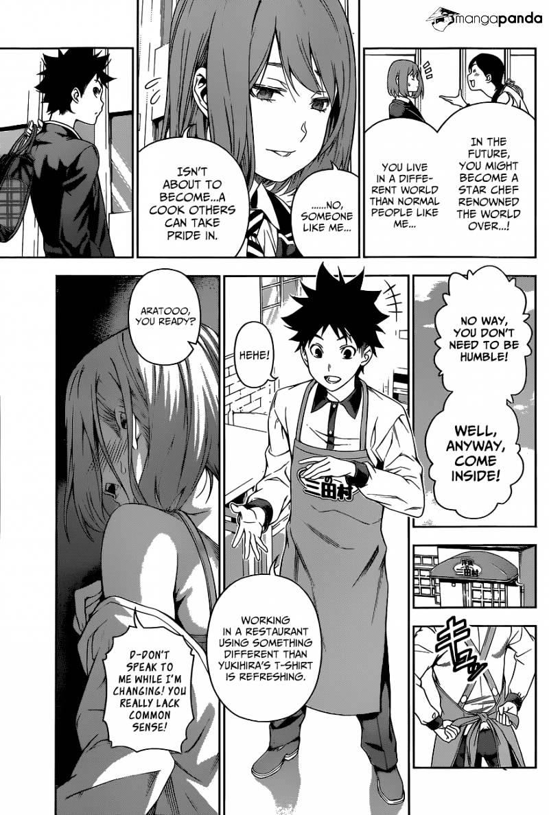 Shokugeki no Soma Chapter 106  Online Free Manga Read Image 7