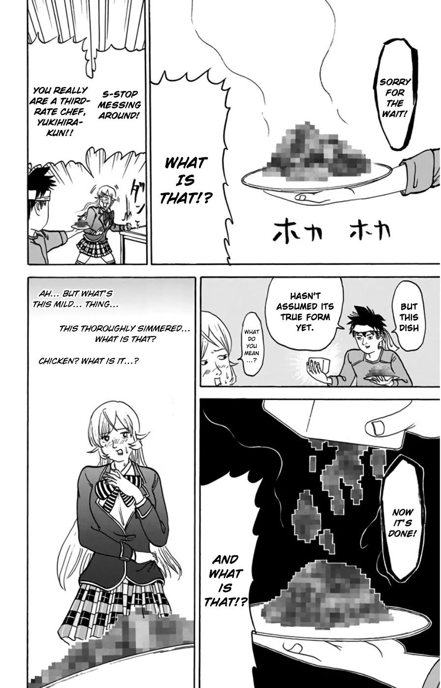 Shokugeki no Soma Chapter 109.6  Online Free Manga Read Image 11