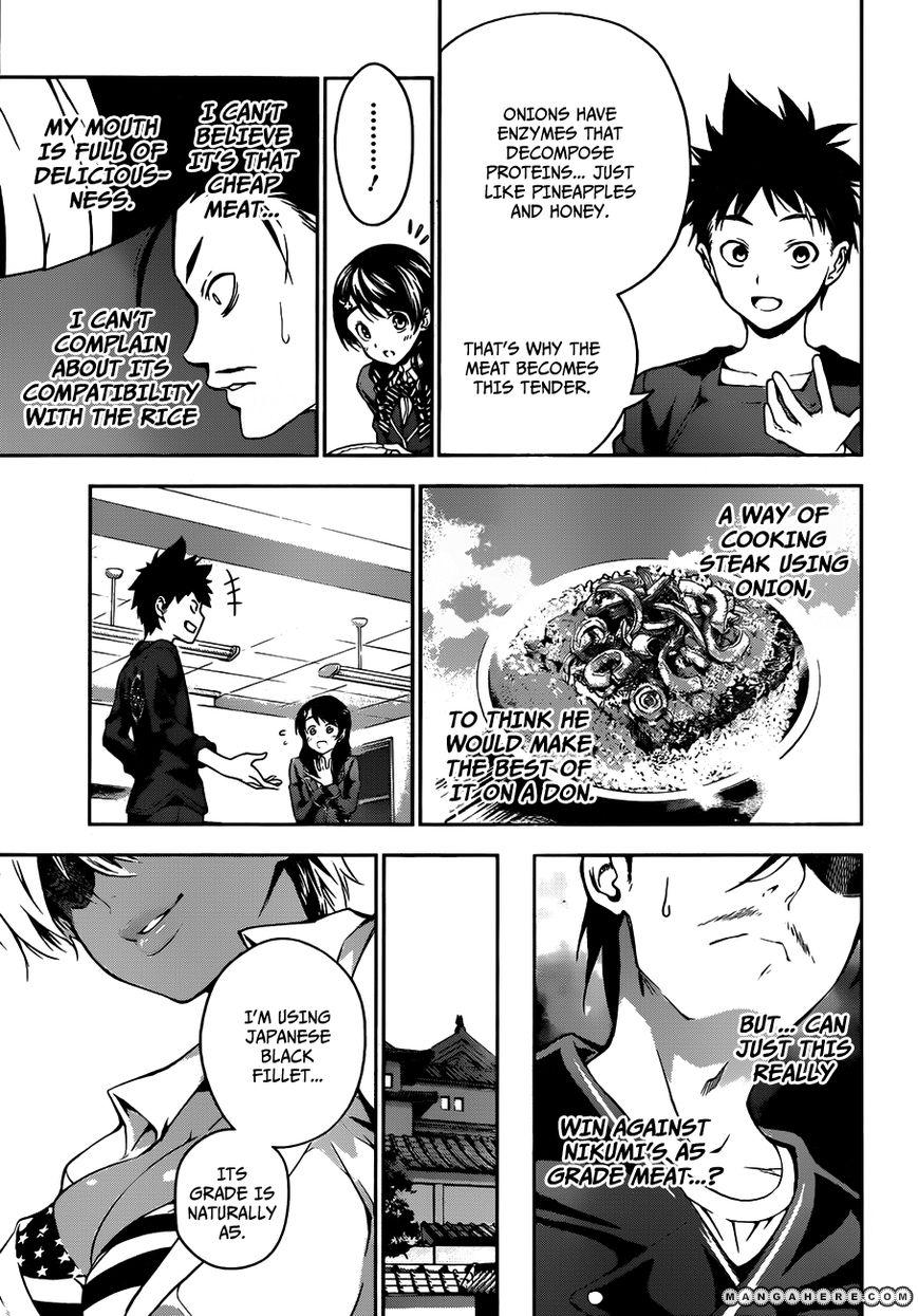 Shokugeki no Soma Chapter 11  Online Free Manga Read Image 19