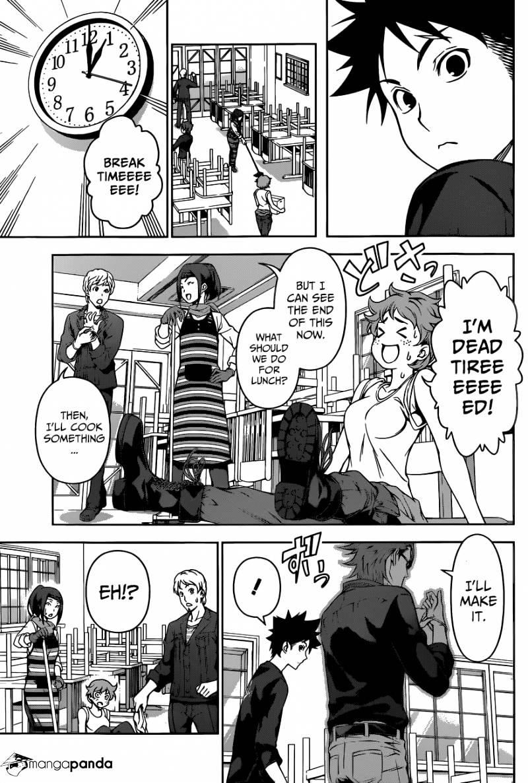 Shokugeki no Soma Chapter 110  Online Free Manga Read Image 12
