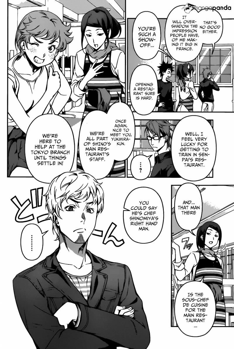 Shokugeki no Soma Chapter 110  Online Free Manga Read Image 7