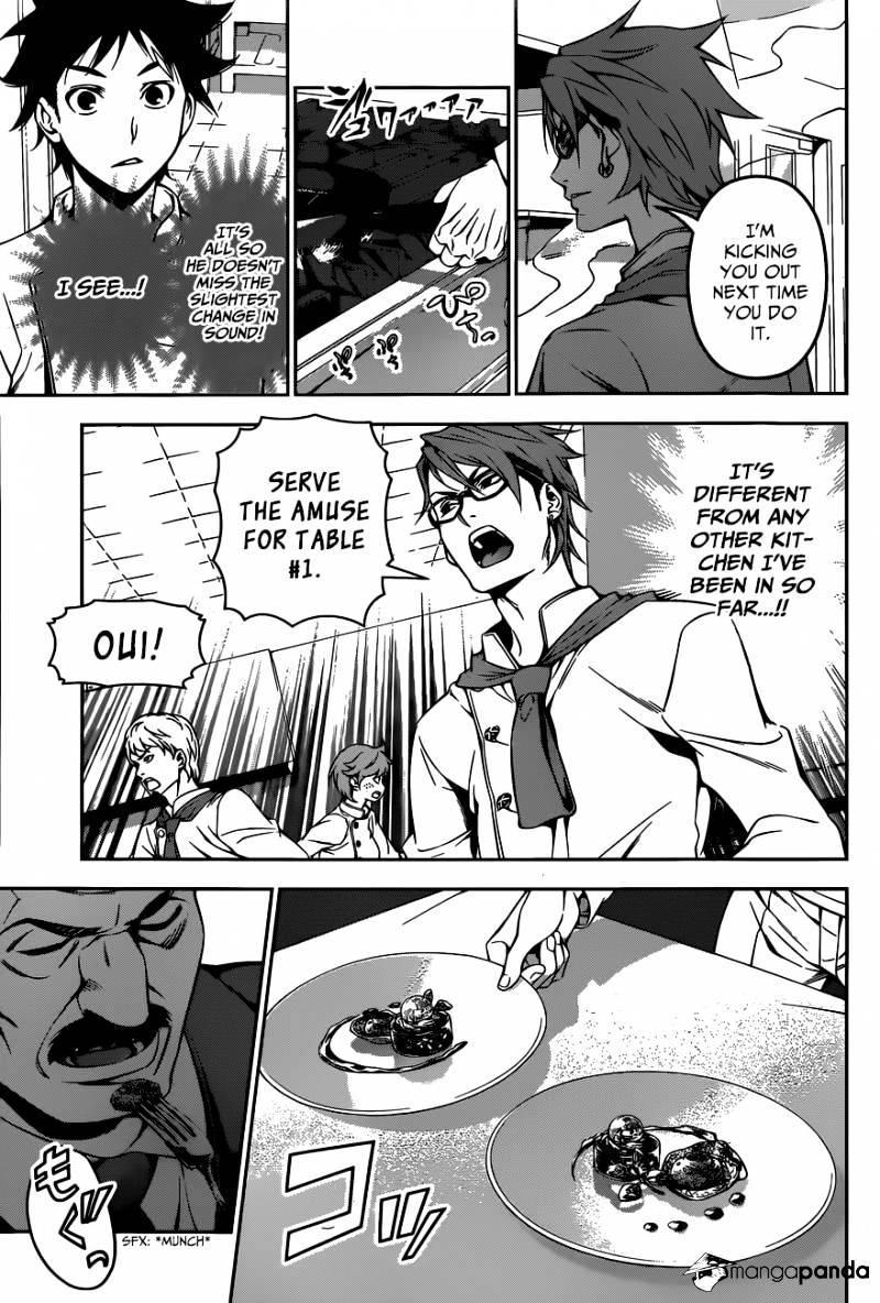 Shokugeki no Soma Chapter 111  Online Free Manga Read Image 10