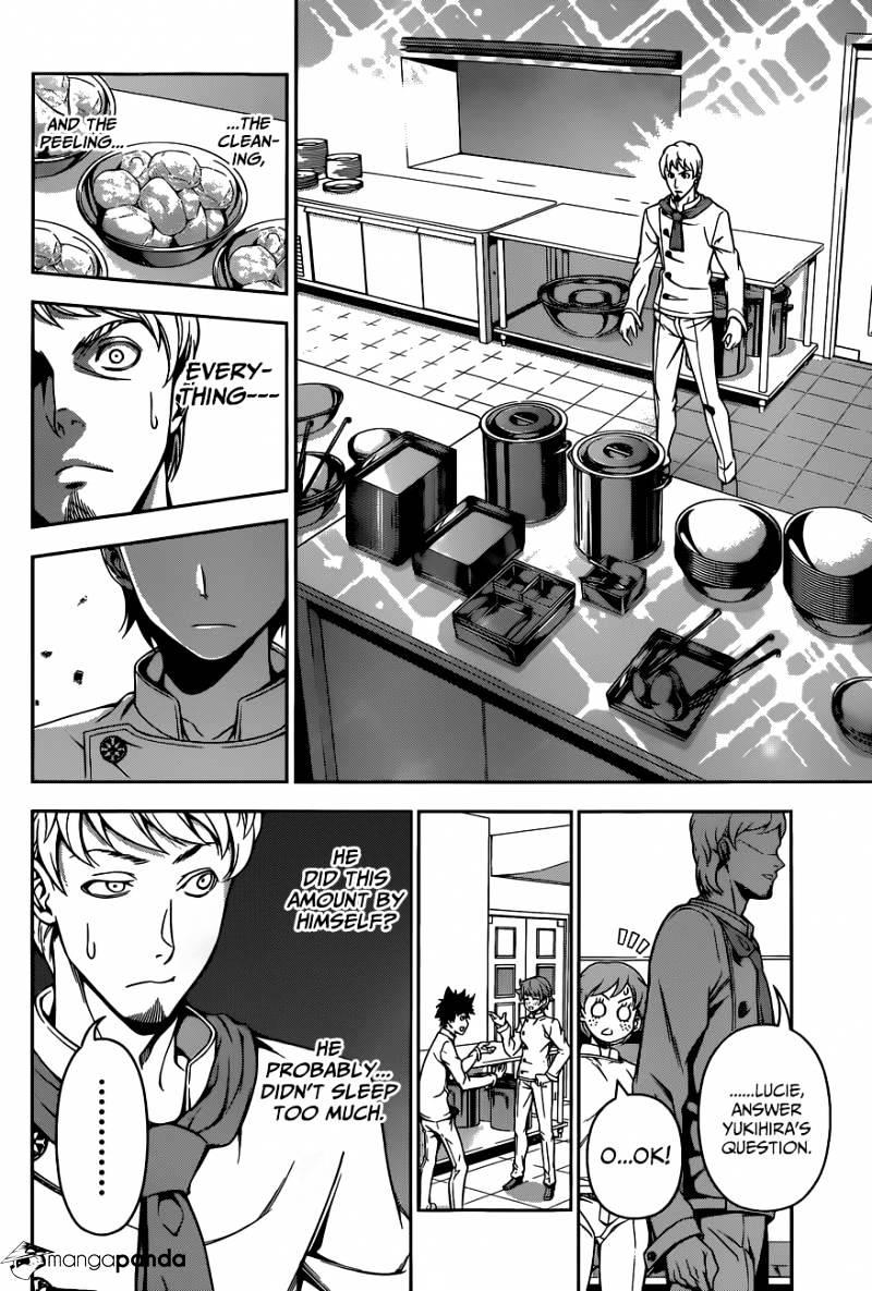Shokugeki no Soma Chapter 112  Online Free Manga Read Image 11