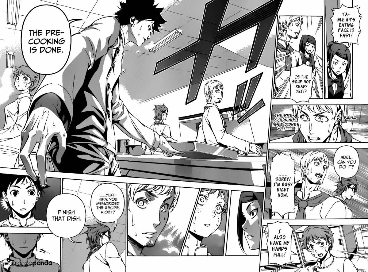 Shokugeki no Soma Chapter 112  Online Free Manga Read Image 17