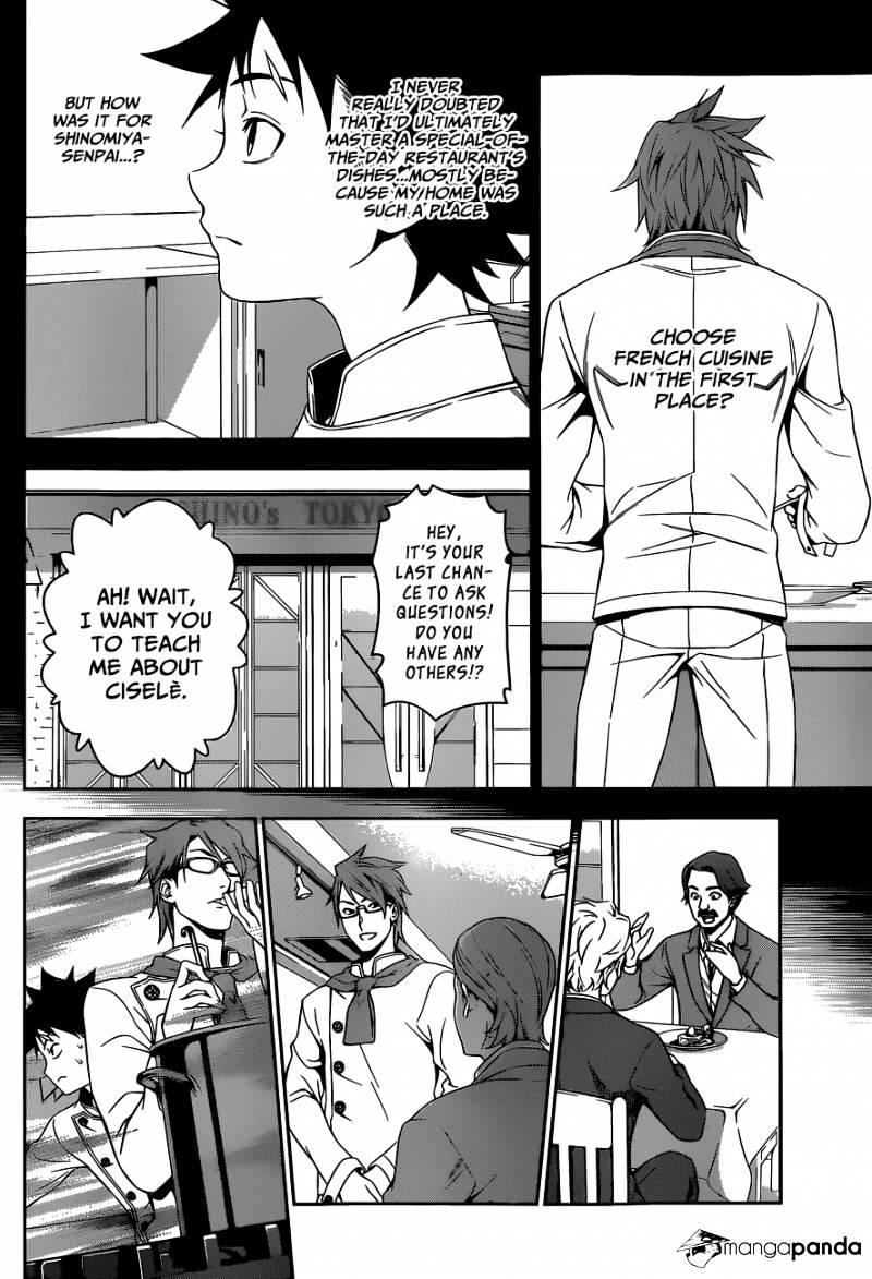 Shokugeki no Soma Chapter 113  Online Free Manga Read Image 8
