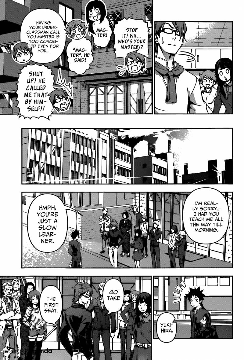 Shokugeki no Soma Chapter 115  Online Free Manga Read Image 17