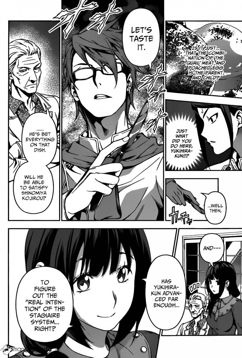 Shokugeki no Soma Chapter 115  Online Free Manga Read Image 3
