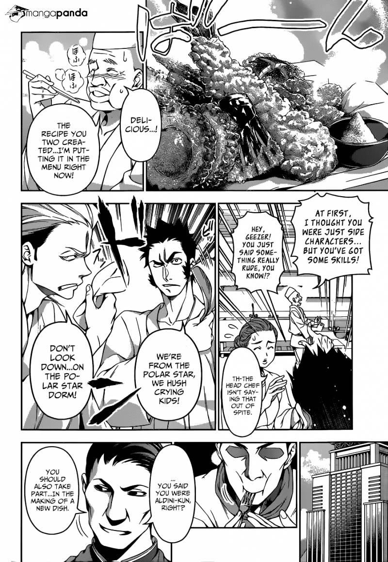 Shokugeki no Soma Chapter 116  Online Free Manga Read Image 5