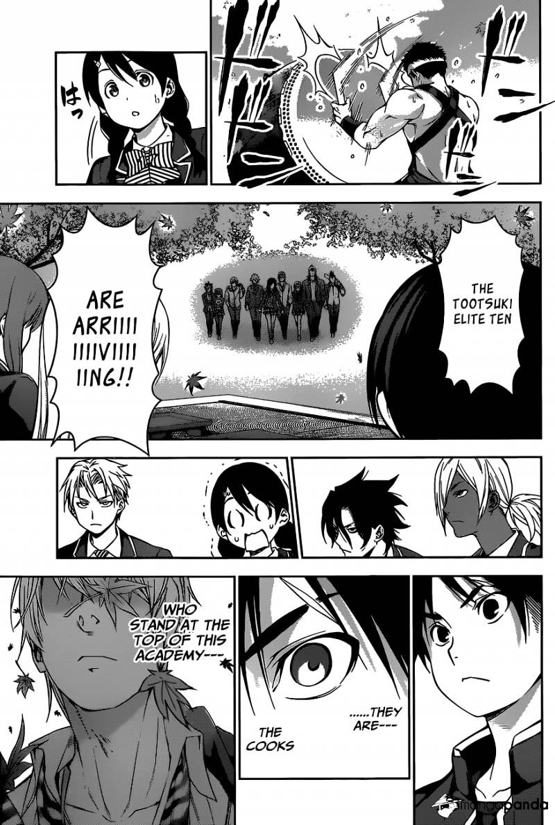 Shokugeki no Soma Chapter 118  Online Free Manga Read Image 10