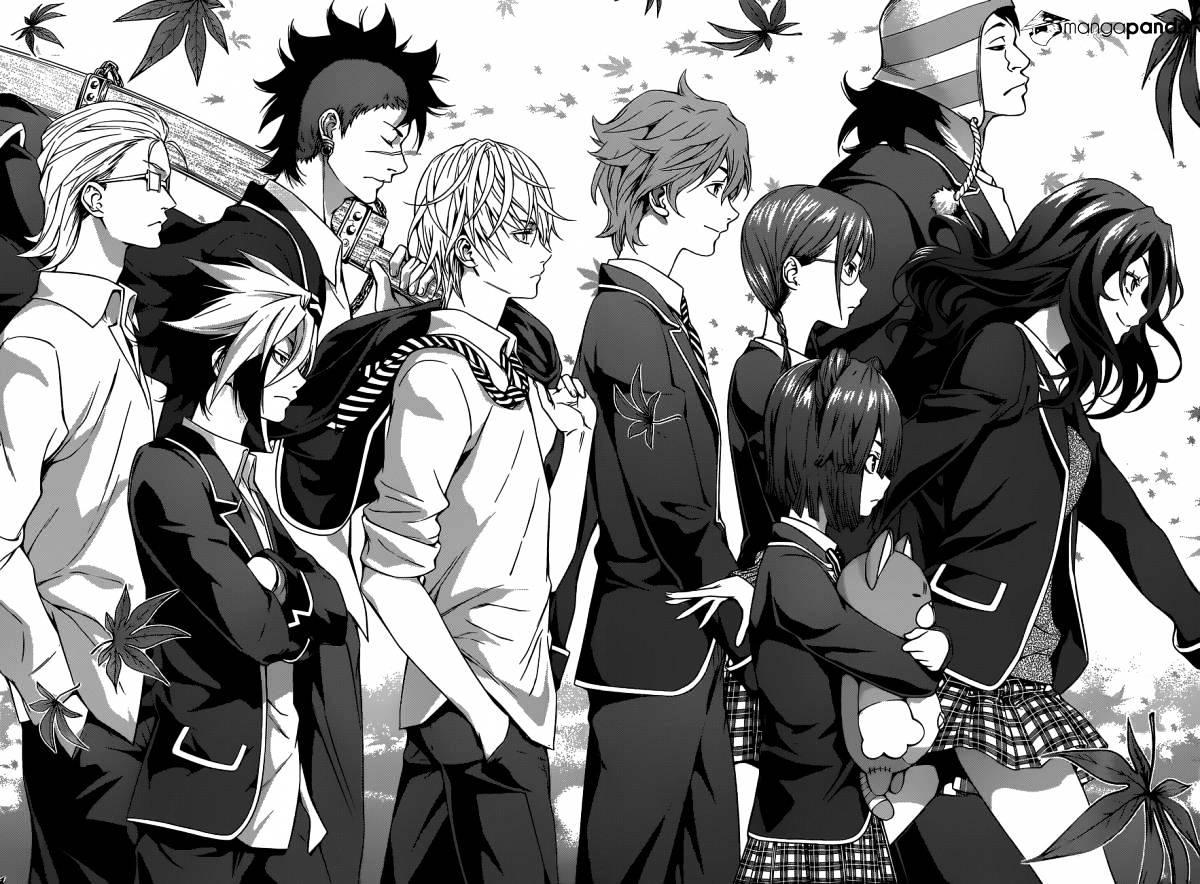 Shokugeki no Soma Chapter 118  Online Free Manga Read Image 11