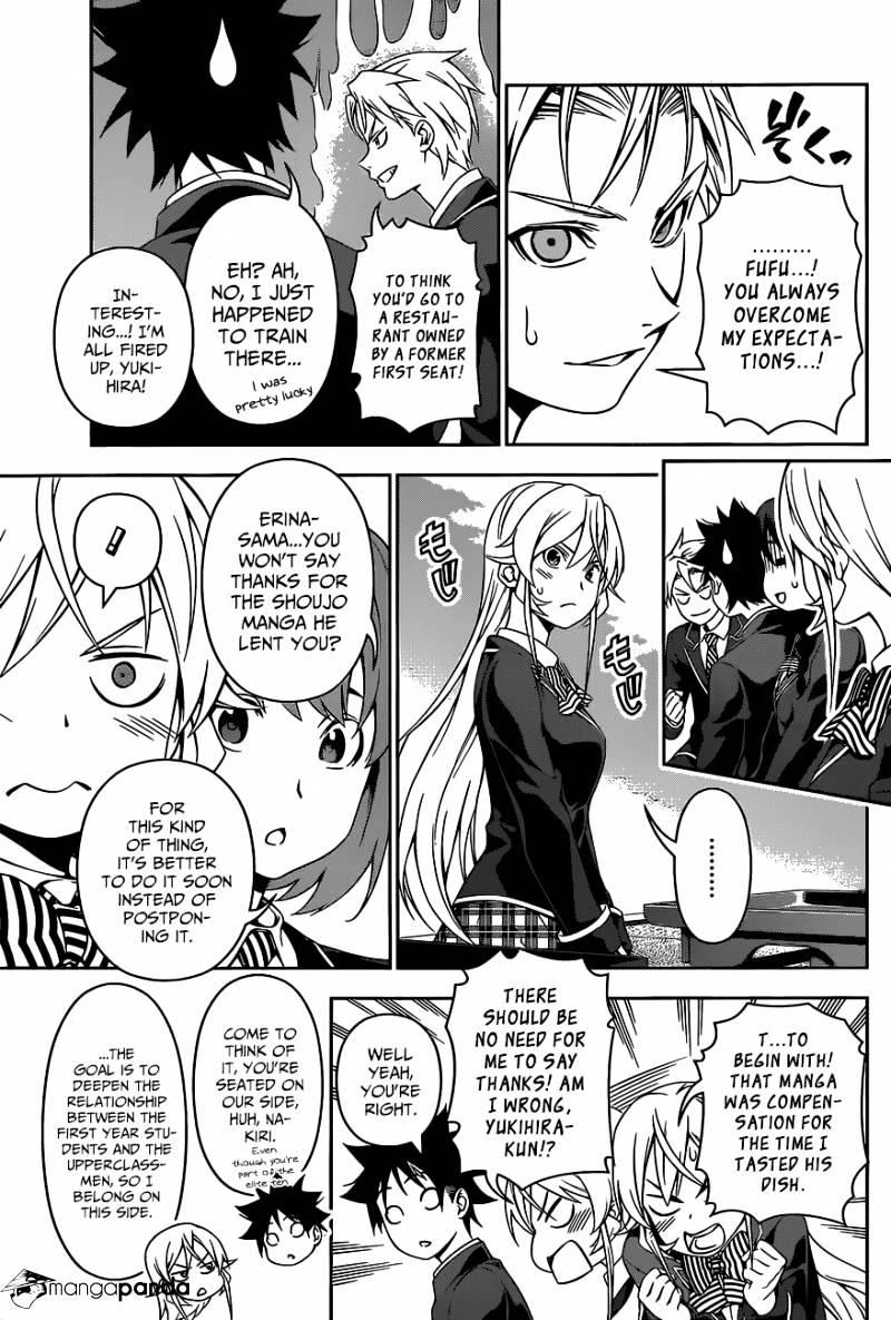Shokugeki no Soma Chapter 118  Online Free Manga Read Image 8