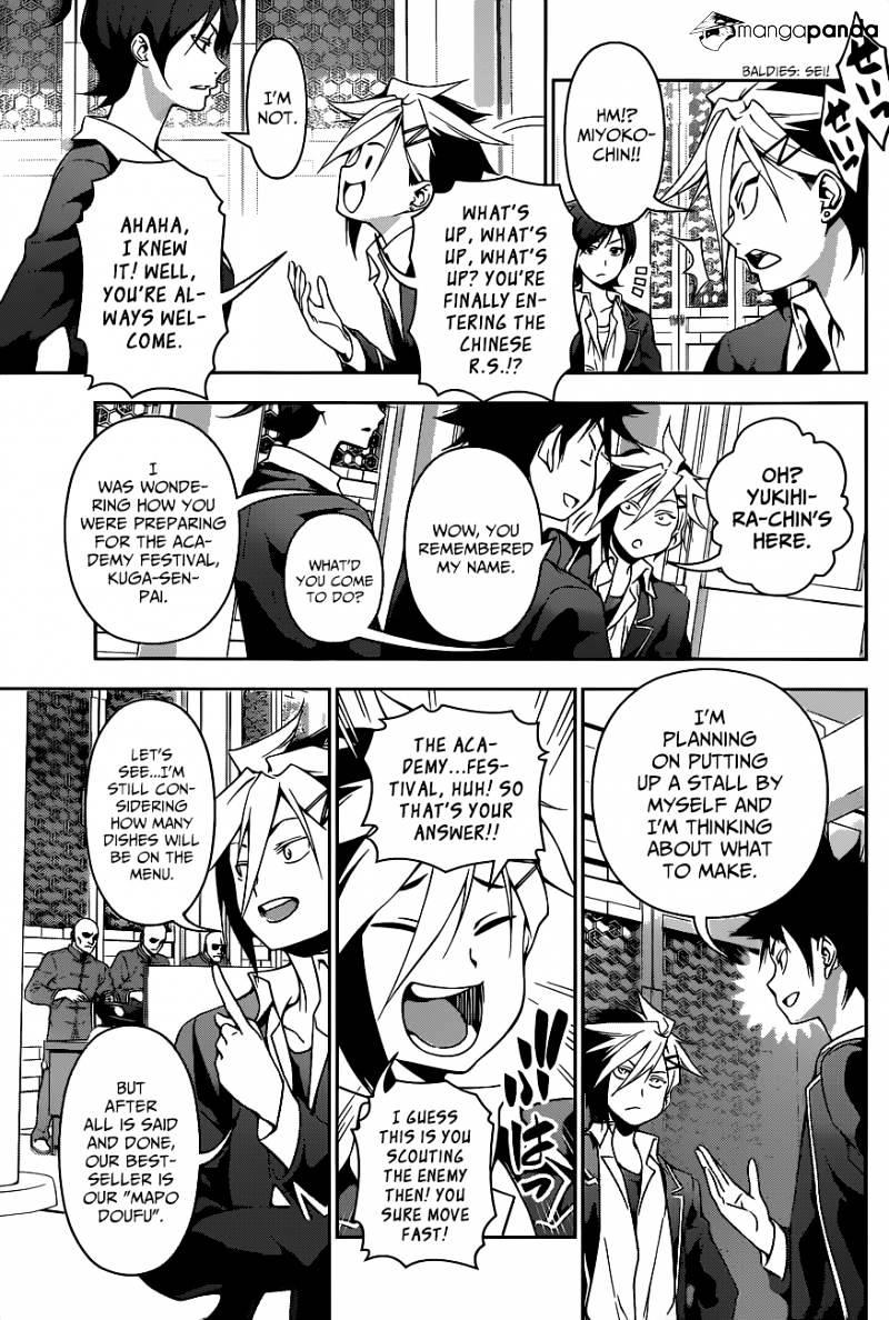 Shokugeki no Soma Chapter 120  Online Free Manga Read Image 13