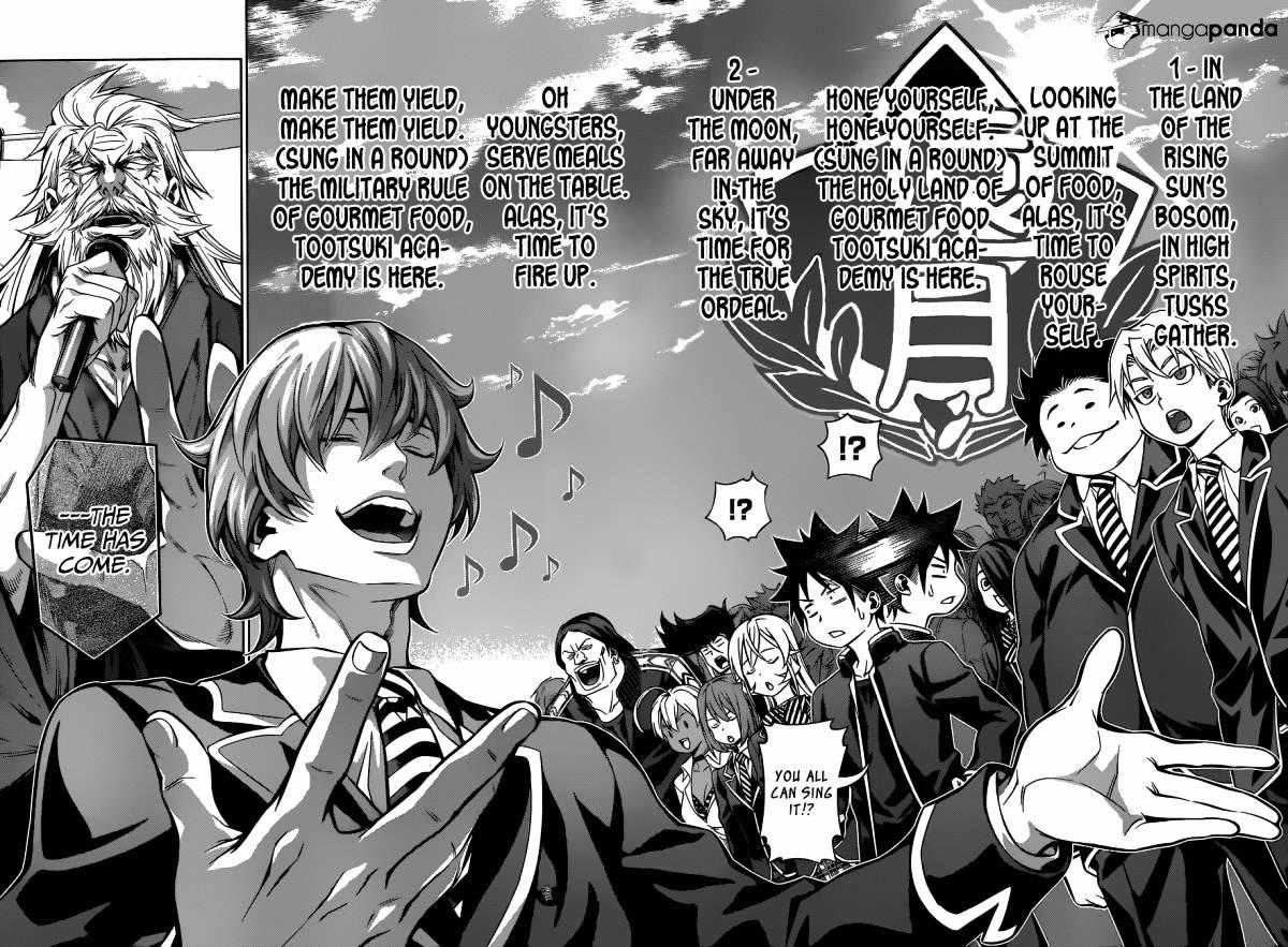 Shokugeki no Soma Chapter 124  Online Free Manga Read Image 16
