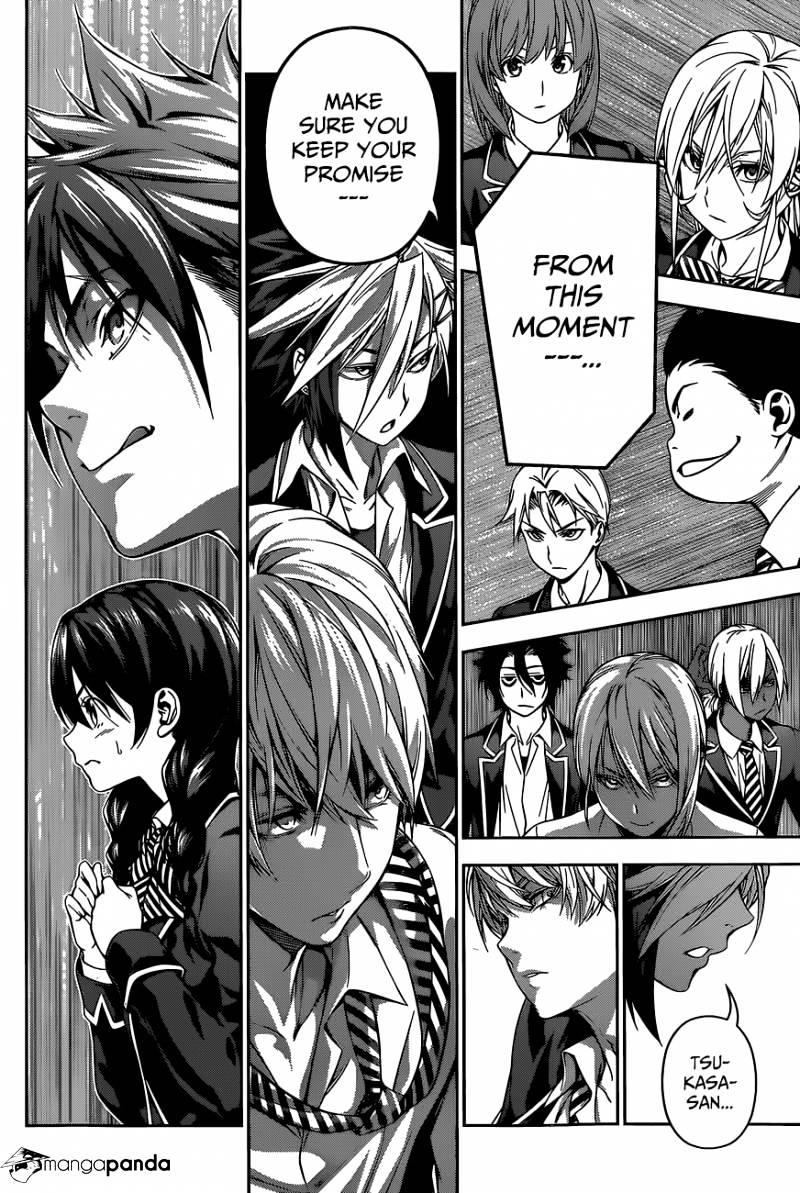 Shokugeki no Soma Chapter 124  Online Free Manga Read Image 17
