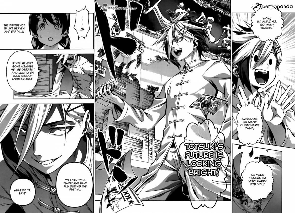 Shokugeki no Soma Chapter 125  Online Free Manga Read Image 16