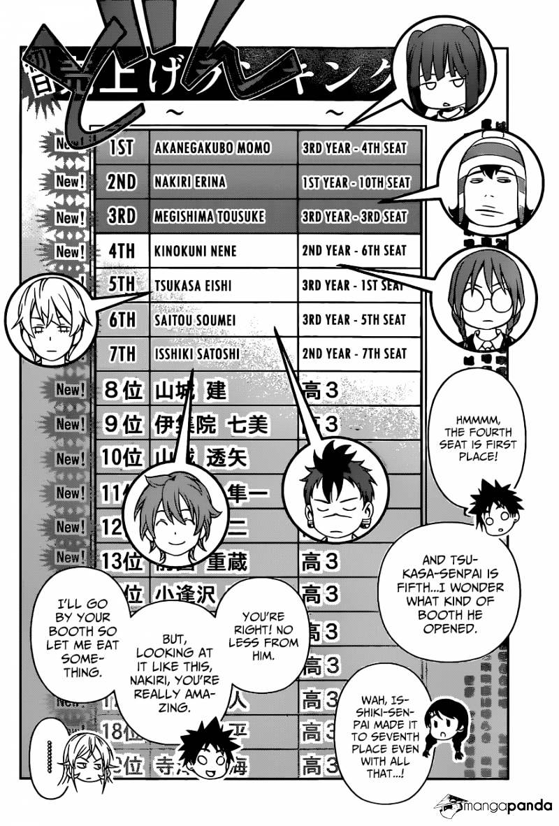 Shokugeki no Soma Chapter 126  Online Free Manga Read Image 12