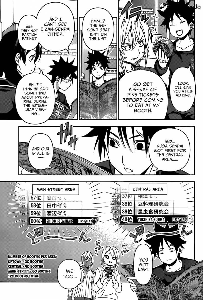 Shokugeki no Soma Chapter 126  Online Free Manga Read Image 13