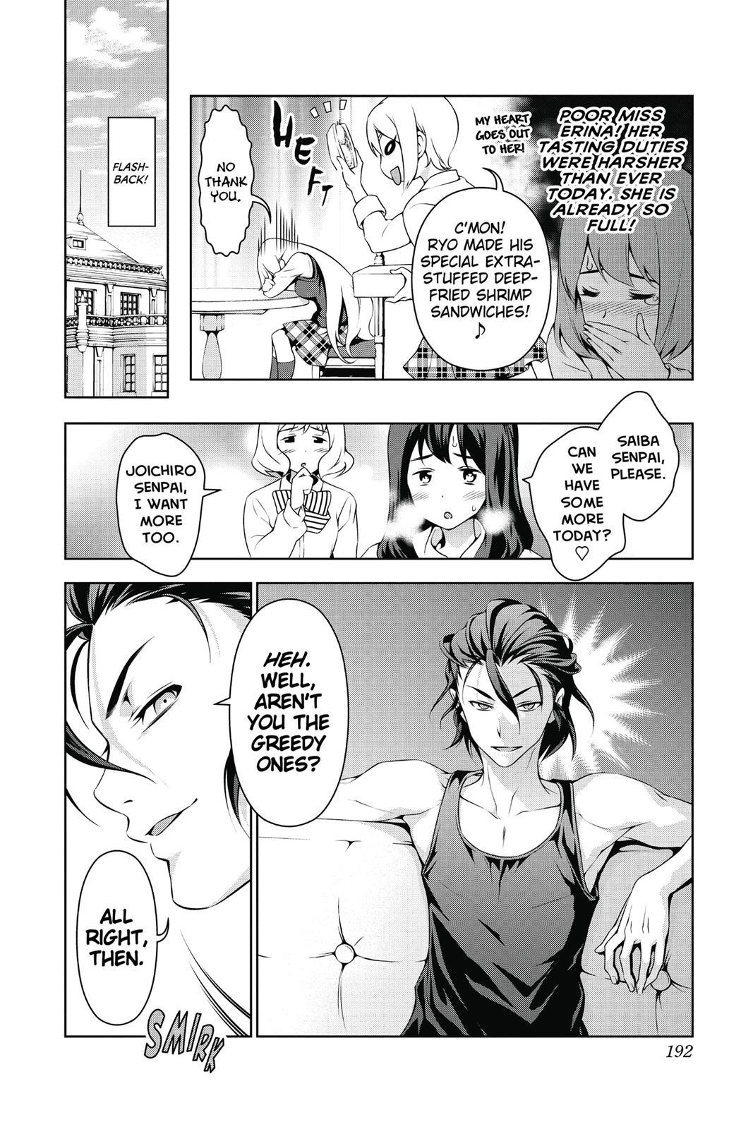 Shokugeki no Soma Chapter 127.5  Online Free Manga Read Image 4