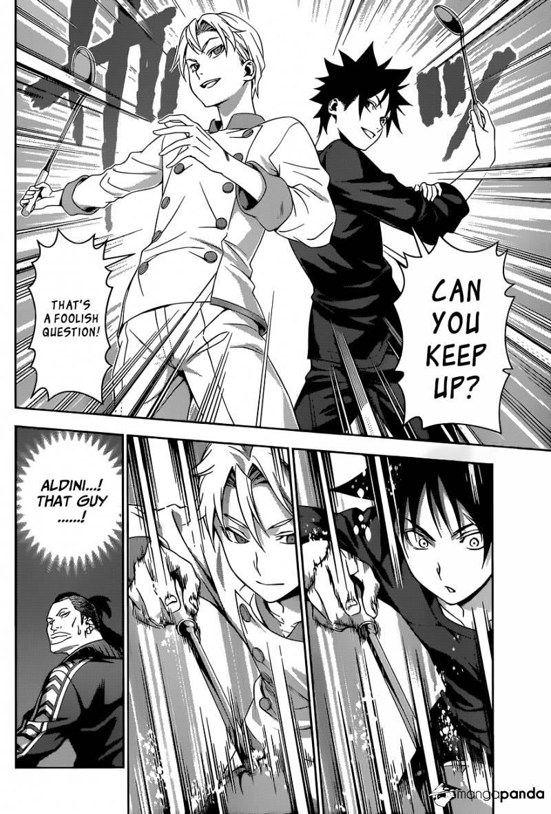 Shokugeki no Soma Chapter 130  Online Free Manga Read Image 14