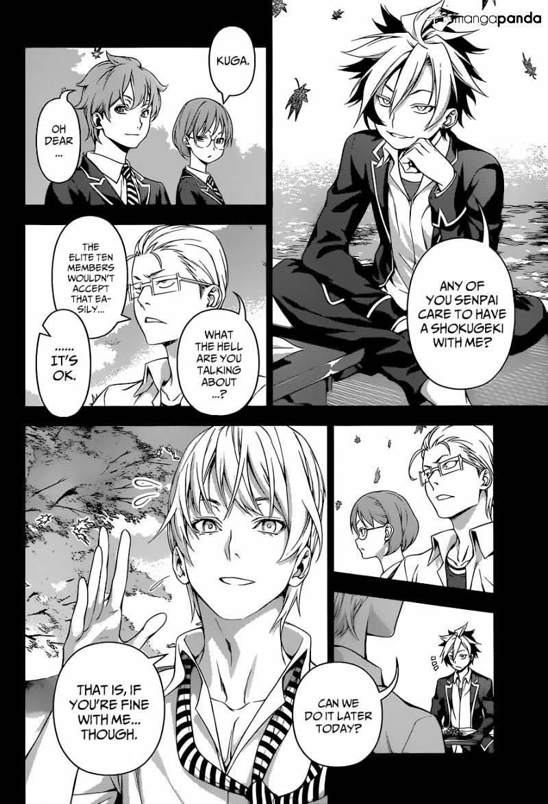 Shokugeki no Soma Chapter 131  Online Free Manga Read Image 17