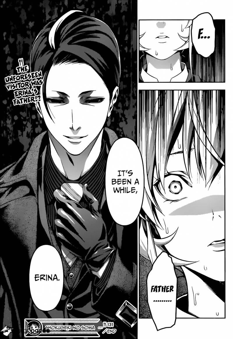 Shokugeki no Soma Chapter 131  Online Free Manga Read Image 22